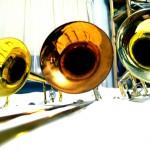 andy strain on trombones