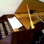 the norman conquest on harpsichord