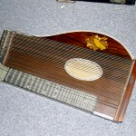 the norman conquest on autoharp guitar thingy